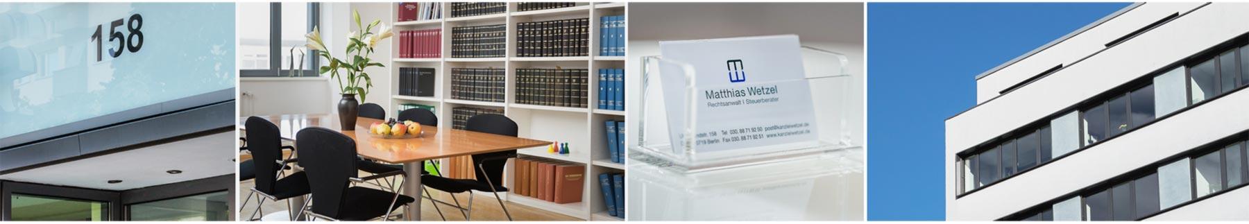 Steuerkanzlei Matthias Wetzel Bilderleiste - Kanzlei Matthias Wetzel
